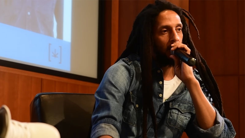 420 Interview with Julian Marley
